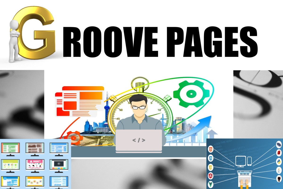 GroovePages – No.1 GrooveFunnels Software for Building Webpages